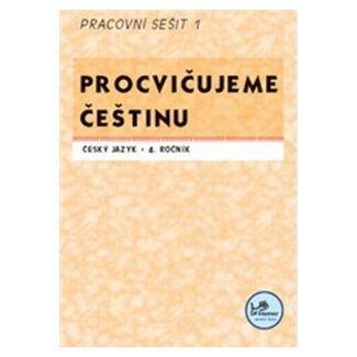 Hana Mikulenková: Procvičujeme češtinu Český jazyk 4.ročník Pracovní sešit I cena od 18 Kč