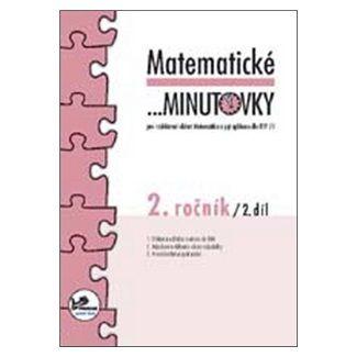 Josef Molnár, Hana Mikulenková: Matematické minutovky 2. ročník / 2. díl cena od 19 Kč