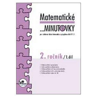 Josef Molnár, Hana Mikulenková: Matematické minutovky 2. ročník / 1. díl cena od 12 Kč