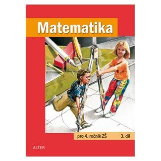 Matematika pro 4. ročník ZŠ - 3. díl cena od 37 Kč