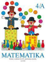Věra Tůmová: Matematika 4/A cena od 43 Kč
