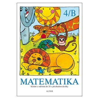 Matematika 4/B pro 2. ročník ZŠ cena od 35 Kč