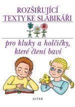Jiří Žáček: Rozšiřující texty ke Slabikáři pro 1. ročník ZŠ cena od 37 Kč