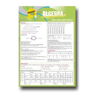 Kolektiv, Ševkunova Irina: Algebra pod lavicí pro základní školy - Dokážeš to! cena od 34 Kč