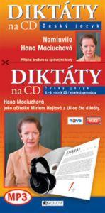 Renáta Drábová, Zdeňka Zubíková: Diktáty na CD - Český jazyk cena od 46 Kč