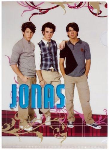 Jiri Models Jonas Brothers - Zakládacií obal A4 cena od 11 Kč