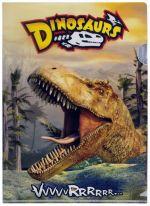 Jiri Models Dinosauři - Zakládacií obal A4 cena od 11 Kč