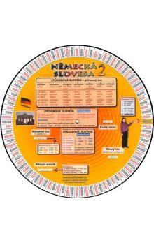 Kolektiv: Německá slovesa 2 cena od 40 Kč