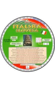 Kolektiv: Italská slovesa cena od 42 Kč