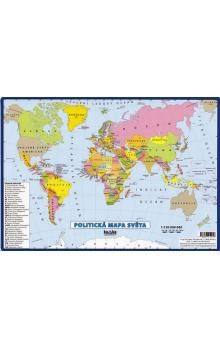 Kolektiv: Politická mapa světa cena od 18 Kč