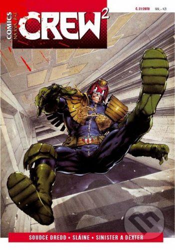 různí autoři: Crew2 - Comicsový magazín 27/2010 cena od 93 Kč
