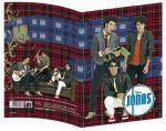 Jiri Models Jonas Brothers - Obal na sešit A5 cena od 0 Kč
