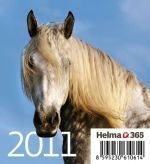 HELMA Koně 2011 - stolní kalendář cena od 15 Kč