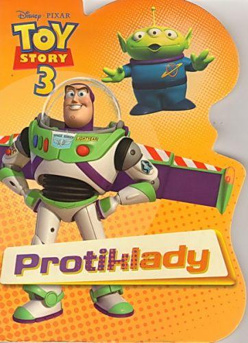 Walt Disney: Protiklady- Toy story 3 cena od 69 Kč