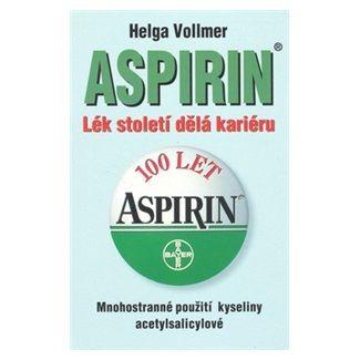Helga Vollmer: Aspirin cena od 68 Kč
