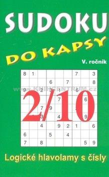 TELPRES Sudoku do kapsy 2/10 cena od 20 Kč