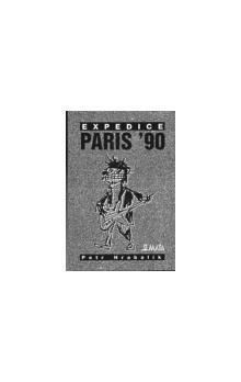 """Petr """"Hraboš"""" Hrabalik: Expedice Paris ´90 cena od 32 Kč"""