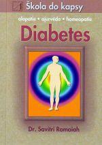 Savitri Ramaiah: Diabetes - Škola do kapsy cena od 99 Kč