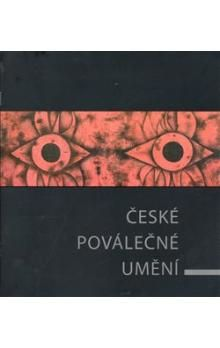 Marie Klimešová: České poválečné umění cena od 32 Kč