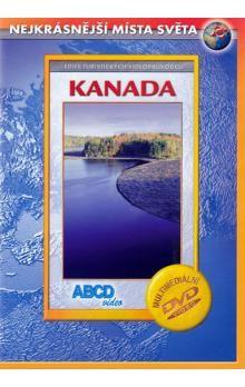 Kanada - Nejkrásnější místa světa - DVD cena od 50 Kč