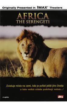 Africa - The Serengeti - DVD cena od 58 Kč