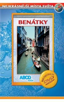 Benátky - Nejkrásnější místa světa - DVD cena od 55 Kč