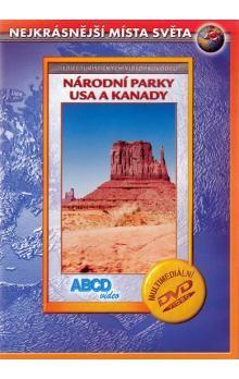 Národní parky USA a Kanady - DVD cena od 55 Kč