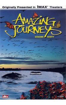 Úžasné cesty - DVD cena od 65 Kč