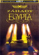 Záhady Egypta - DVD cena od 55 Kč