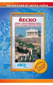 Řecko - Nejkrásnější místa světa - DVD cena od 55 Kč
