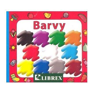 Kolektiv: Barvy - leporelo cena od 37 Kč