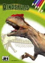 Dinosaurus - omalovánka cena od 0 Kč