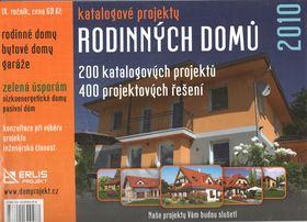 ERLIS projekt Katalogové projekty rodinných domů 2010 cena od 44 Kč