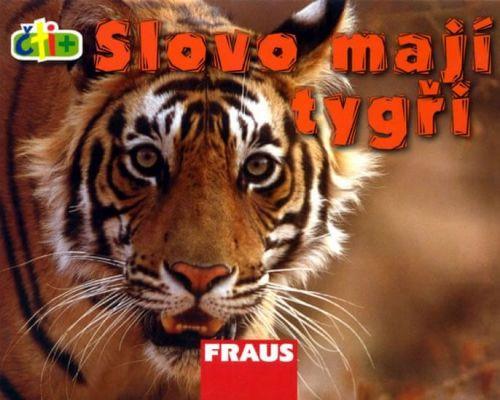 Čti+ - Slovo mají tygři cena od 19 Kč