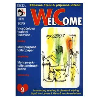 Prcka - Welcome č.9 cena od 25 Kč