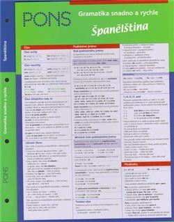 Gramatika snadno a rychle Španělština cena od 60 Kč
