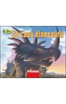 Za časů dinosaurů (edice čti +) cena od 19 Kč