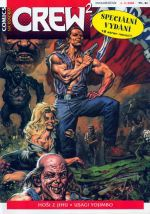 Kolektiv: Crew2 - comicsový magazín 11/2004 cena od 61 Kč