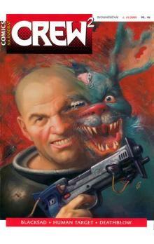Crew2 - comicsový magazín 15/2005 cena od 63 Kč
