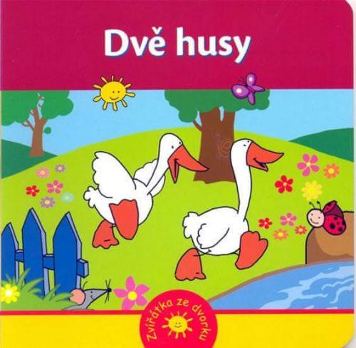 Kozlowska Urszula: Dvě husy - Zvířátka ze dvorku cena od 36 Kč