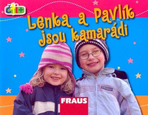 Čti+ - Lenka a Pavlík jsou kamarádi cena od 19 Kč
