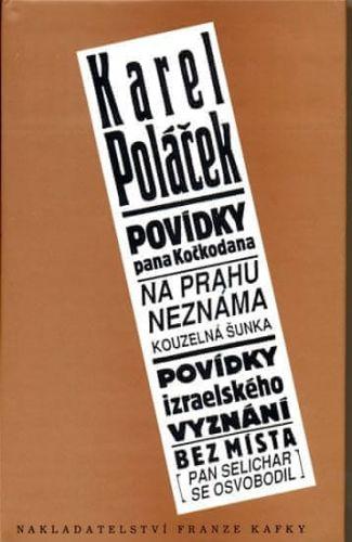 Karel Poláček: Kniha povídek cena od 94 Kč