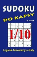 TELPRES Sudoku do kapsy 1/10 cena od 41 Kč
