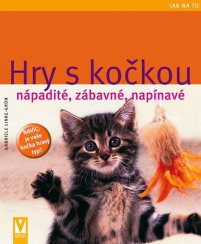 Gabriele Linke-Grün: Hry s kočkou - Nápadité, zábavné, napínavé cena od 60 Kč