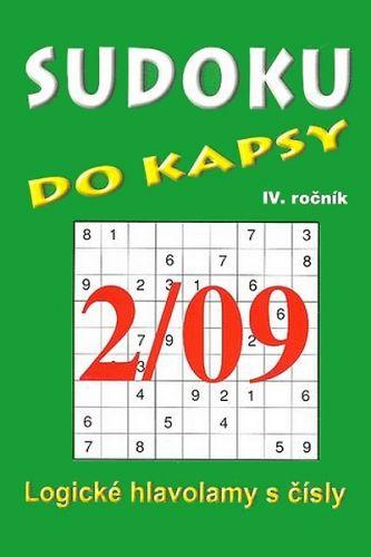 TELPRES Sudoku do kapsy 2/09 cena od 41 Kč