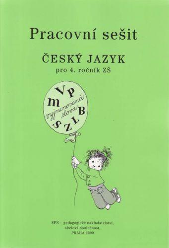 Eva Hošnová: Český jazyk 4 pro základní školy - Pracovní sešit cena od 75 Kč