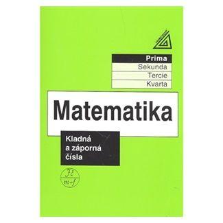 Jiří  Heřman: Matematika pro nižší třídy víceletých gymnázií - Kladná a záporná čísla cena od 83 Kč