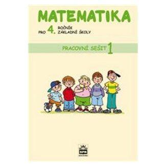 Miroslava Čižková: Matematika pro 4. ročník základní školy - Pracovní sešit 1 cena od 51 Kč