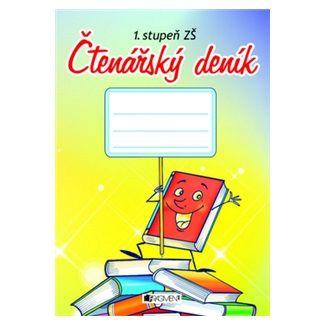 Dana Holečková: Čtenářský deník - 1. stupeň ZŠ cena od 59 Kč