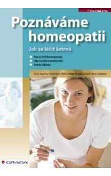 Poznáváme homeopatii cena od 110 Kč
